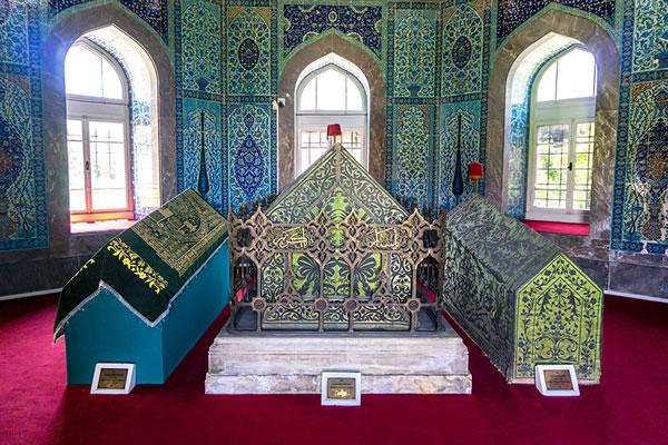Sultan Reşad Türbesi İç Mekan