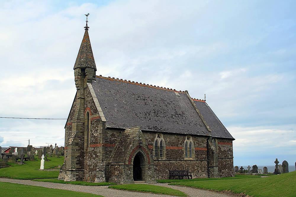 Church of St John the Evangelist - Ardamine