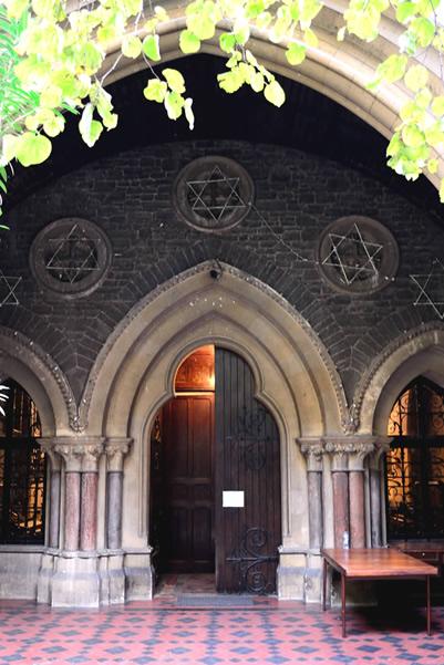 Kırım Kilisesi Giriş Kapısı