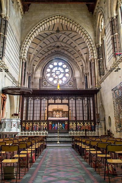 Kırım Kilisesi İç Mekân