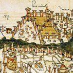 İstanbul'un En Eski Haritası 1
